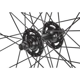 "Point SingleSpeed Paire de roues 28"", black"